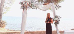 lebendige Hochzeit